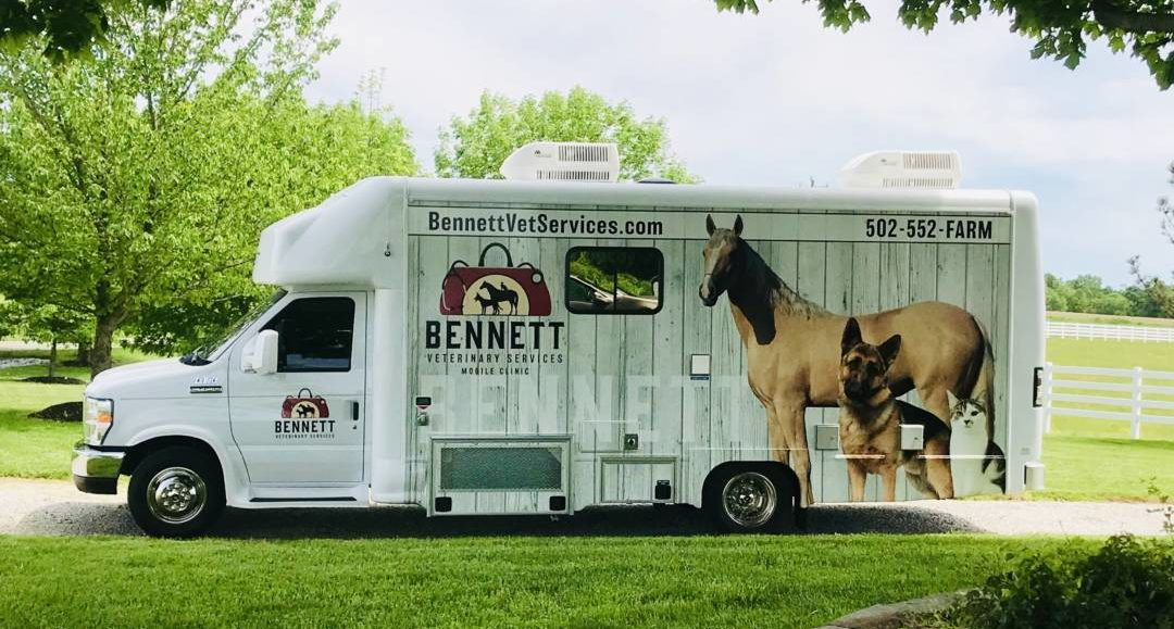 Mobile Veterinary Services Horse Veterinarian Dixon Henderson Ky
